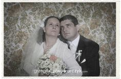 Alternatywna fotografia ślubna w stylu retro. Fotograf, Grzegorz Piwowarczyk, Wrocław. Vintage
