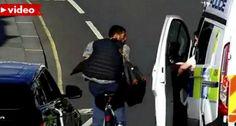 Como Se Impede a Fuga De Um Ladrão De Bicicletas Em Londres