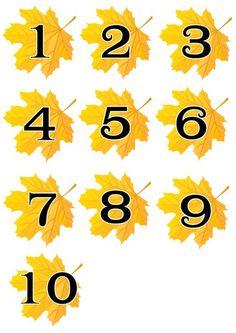 Autumn Activities For Kids, Toddler Learning Activities, Learning Time, Fall Crafts For Kids, Learning Colors, Book Activities, Numbers Preschool, Preschool Activities, Little Einsteins