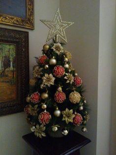 Breve historia sobre el origen del árbol de Navidad.
