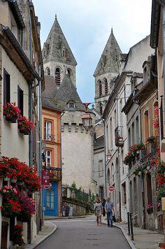 Autun - Vieille ville ~ Bourgogne, France