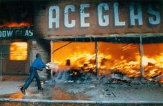 Photos of the riots from the LA Times.