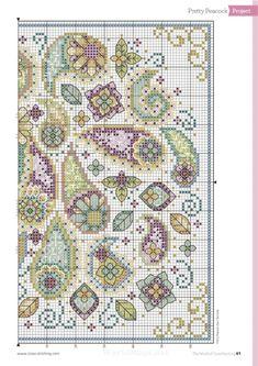 Gallery.ru / Фото #61 - The world of cross stitching 240 - tymannost