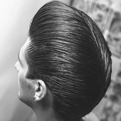 Finishing Your Haircut With A DUCKTAIL Is Almost Like Finishing A Sentence  With An Exclamation Point