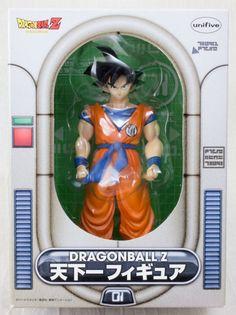 Dragon Ball Z Son Gokou Goku Figure Tenkaichi Unifive JAPAN ANIME MANGA