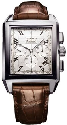 NEW ZENITH GRANDE PORT ROYAL EL PRIMERO MENS WATCH 03.0550.400/01.C491