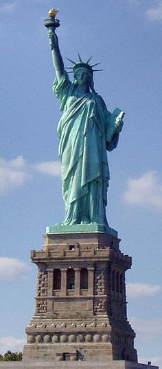 02 - US - Statue of Liberty