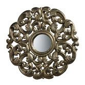 Found it at Wayfair - Lanne Mirror in Blackwood Silver