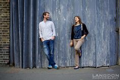 Evan + Marina | Engagement Session | London Fields, UK