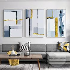 Set of 3 Prints Framed Wall Art Modern Abstract Gold Navy Blue Print Painting Prints on Canvas Large Wall Art Picture Cuadros Abstractos Set of 3 Prints Modern Abstract Gold Navy Blue Print Painting Prints on Canvas Luxury Wall Art Pictu 3 Piece Wall Art, Large Wall Art, Framed Wall Art, Large Wall Prints, Large Canvas Art, Modern Art Paintings, Modern Wall Art, Portrait Paintings, Indian Paintings