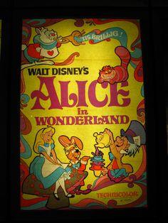 Trivia In Film: Alice In Wonderland