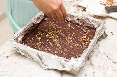 Raw, Vegan, Gluten-free chocolate bars