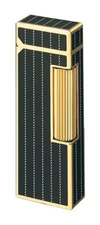 Dunhill Rollagas Pinstripe #Vintage #Lighter