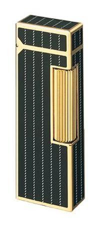 Dunhill Rollagas Pinstripe #Vintage #Lighter