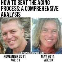 How To Beat The Aging Process – A Comprehensive Analysis