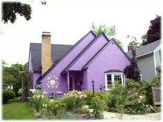 Spring Pantone Violet Tulip Color 2k14 Purple Door