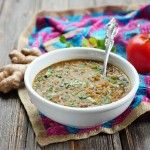 Instant Pot Dal Makhani: buttery lentils cooked in delicious Indian spices Lentil Recipes, Curry Recipes, Vegetarian Recipes, Cooking Recipes, Healthy Recipes, Chili Recipes, Healthy Meals, Healthy Food, Instant Pot Pressure Cooker