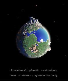 Unity 3D - Procedural planet