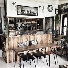 CoCoDSGN - Digital Interior Design and Architecture Magazine Cafe Interior, Kitchen Interior, Room Interior, Interior Styling, Interior Decorating, Interior Design, Deco Restaurant, Restaurant Design, Style At Home