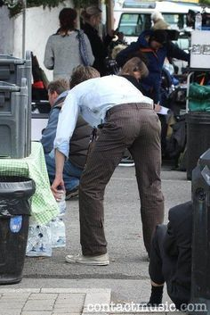 Mmmmm David Tennant's backside