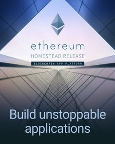 #Ethereum .org is a decentralized platform that runs smart contracts: applications that run exactly as programmed without any possibility of downtime censorship fraud or third party interference.  These apps run on a custom built blockchain an enormously powerful shared global infrastructure that can move value around and represent the ownership of property. This enables developers to create markets store registries of debts or promises move funds in accordance with instructions given long…