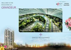 Welcome to the Boulevard of Grandeur at Swiss Boulevard. A well-Planned 2 & 3 BHK Residences at Postal Colony, Chembur www.metrogroupindia.com #metrogroupindia #mumbai #realestate #luxury #luxurioushouse #property #homesellers #bestexperience
