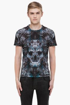 4d2ba7148f1 This Alexander McQueen skull t-shirt would be perfect! Would your avatar  wear this