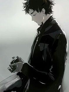 haikyuu, anime, and akaashi keiji image