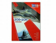 The Hobby Boss Catalogue 2013-2014 from the plastic model publications range details the entire Hobby Boss plastic model kits for the 2013 to 2014 season.
