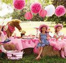 Girl horse birthday party