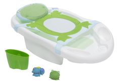 Help Your Baby Learn To Enjoy Bath Time With This Delightful Frog Baby  Bathtub. With An Adorable Frog Theme, This Bath Center Will Keep Children  Up To Six ...