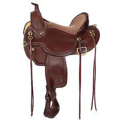 Circle Y Elk Ridge A-Fork Flex2 Saddle 16 Reg Wal