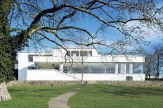 Juwel der Moderne: Villa Tugendhat, eines der Schlüsselwerke des deutschen Architekten Ludwig Mies van der Rohe, errichtet in den Jahren 1928 bis 1930.
