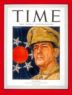 General Douglas MacArthur | Aug. 27, 1945