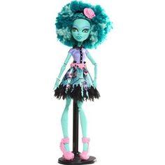 Monster High - Monstros, Câmera, Ação - Honey Swamp Mattel R$ 199.99