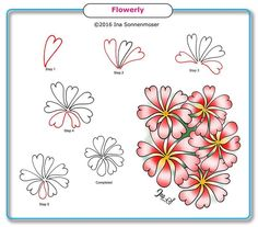 Flowerly pattern