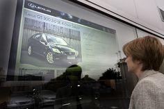 Lexus Showroom Interactive