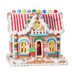 Gingerbread House Candy, Gingerbread Train, Gingerbread House Designs, Gingerbread Village, Gingerbread Christmas Decor, Christmas Cookies, Candy Land Christmas, Christmas Store, Christmas Crafts