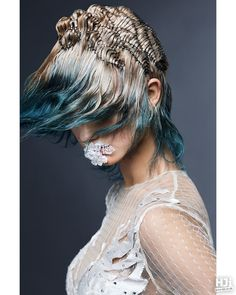 Balayage hair woven forward through netting Glory Road, Blonde Hair Inspiration, Beautiful Blonde Hair, Over The Top, Deep Sea, Balayage Hair, Weave Hairstyles, Blondes, Hairdresser