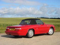 1991 Alfa Romeo Spider 2.0 S4