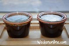 In het recept van deze druivenjam gebruiken we wel het vruchtvlees.