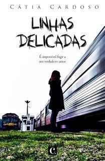 MARCAS DE LEITURA: Novidade Capital Books | Linhas Delicadas de Cátia...