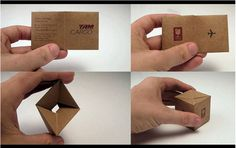 50 incredibly designed business cards - cool