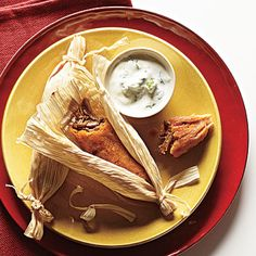 Tamale Recipes - Cooking Light