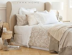 warm colors bed linen