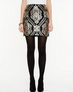 #Holiday #Fashion #Looks #Trends #LeChateau #Style #baroque #skirt