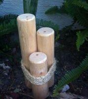 Anchors - Wood Cedar Pilings