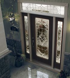 ODL Decorative door glass - Expressions