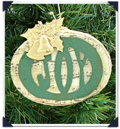 Ranger's 12 Days of Ornaments! Day 2