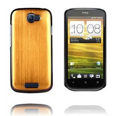 Alloy M1 (Guld) HTC One S Cover